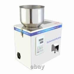 110V 2-100g Automatic Particle Subpackage Device Powder Filling Machine Weighing