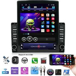 1DIN Universal 10.1Android 9.1 HD Quad-core 2+32GB Car Stereo Radio GPS Device