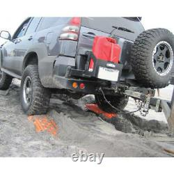 2Pcs Recovery Boards MUD SAND SNOW Traction Ramp Stronger Anti-Skid Fits Jeep