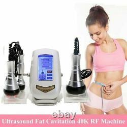 40K RF Body Weight Loss Slimming machine Ultrasound Fat Cavitation Beauty Device