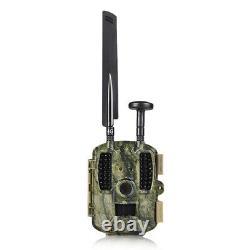 4G Hunting Trail 32GB Wild Life Camera GPS 3G PIR IR Security Outdoor Device