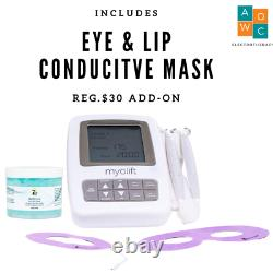 7e MyoLift Skin Firming Device Complete Kit Professional Spa Face Lift Machine