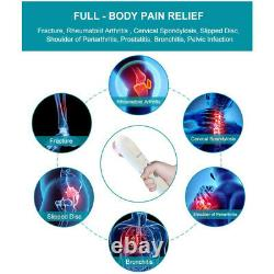 808nm+650nm Low Level Cold Laser Therapy LLLT Portable Body Pain Relief Device