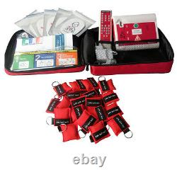 AED Trainer Training Device+100pcs CPR face Mask For First Aid Training