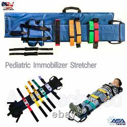 ASATechmed Pedi Board, Pediatric Immobilization Device