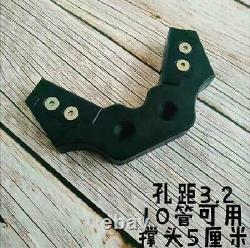 All-new Lengyue4 Stainless Steel Rifle Slingshot With Rear Support Device Slings