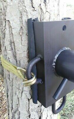 Arborist Lowering Device Friction Rigging Bollard Portawrap Tree Service
