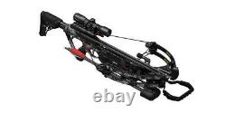 Barnett TS380 Crossbow Package with Integrated Crank Cocking Device BAR78054