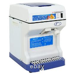 Best Commercial Ice Shaver Snow Cone Ice Crusher Maker Machine Device