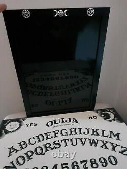 Black Scrying Mirror, Built in Rem Static Device A68 Ghost Hunting Pod Equipment