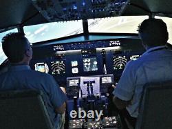 Boeing B737NG, Simulator, Aviation Training Device