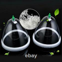 Breast & Buttocks Enhancement Pump Lifting Vacuum Suction Cupping Therapy Device