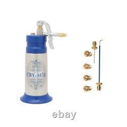 Brymill Cry-Ac 10 oz Liquid Nitrogen Storage System Device B800 300 ML, NEW