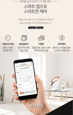 CELLRETURN LED Mask PLATINUM Skin Care Beauty device 1026 LED Black Edition