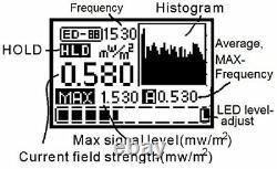 CORNET ED-88T 100MHz-8GHz Tri-mode device RF LF ELF Meter Made in USA 2016