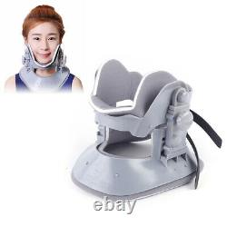 Cervical Vertebra Tractor Traction Support Brace Neck Pain Relief Device Medica