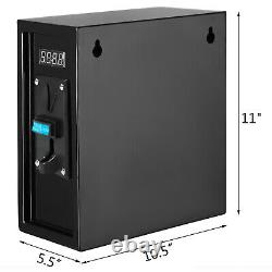 Coin Operated Timer Control Box Electronic Device Coin Selector Acceptor Timer