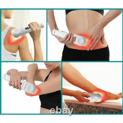 Cold Laser LLLT Therapy Device Pain Relief, Infrared light beats TENS Machine