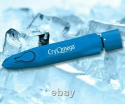 CryOmega II Cryosurgical Device Cryotherapy Pen N2O Cartridge 16g Verruca
