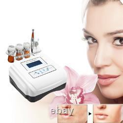 Cryo Cool Electroporation No Needle Mesotherapy Skin Anti-aging Beauty Device