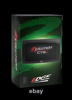 Edge CTS3 Evolution Performance Tuner For 03-12 Dodge Ram 5.9L/6.7L Cummins
