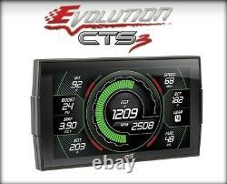 Edge Products CTS3 Evolution Multi Gauge Tuner 2001-2016 GM Chevy Duramax Diesel