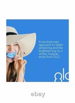 GLO Science Professional Take Home Whitening Device Kit With Professional 10% HP