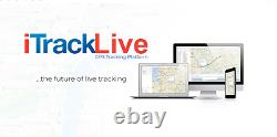 GPS Tracker Magnetic Wireless Car Van Caravan Motorbike Tracking Device GPS108