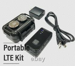 GPS tracker, New LTE tracking device. Global Coverage Lifetime Warranty
