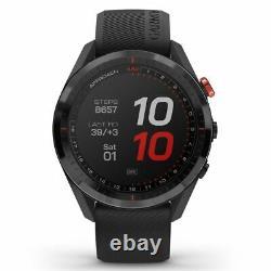 Garmin Approach S62 Premium GPS Golf Watch Device Black NEW! 2021