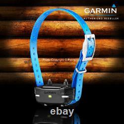 Garmin PT10 Additional Dog Device Blue Collar Strap Sport PRO, PRO 70, PRO 550