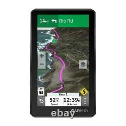 Garmin Zumo XT 5.5 All-Terrain Motorcycle GPS Navigation Device 010-02296-00