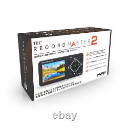 HDMI Video/Game Capture Recorder 1080p 60fps Live Streaming Device TMREC-FHD2