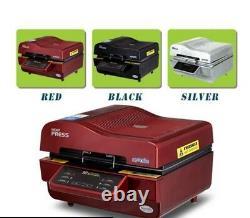 Heat Transfer Printer Dye Sublimation Printing Device Vacuum Press Machine Tools