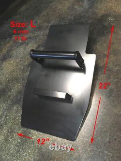 Home Security Device Ballistic Body Armor Vest Plate Bulletproof Shields
