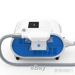 Home Use Freeze Cooling System Machine Anti Fat Slimming Remove Cellulite Device