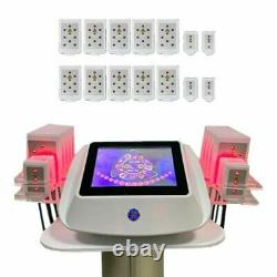 Hot laser slimming machine body lipo shaping 14 pads weight loss laser device