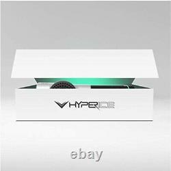Hyperice hypervolt Vibration Massage Device Portable Silver/Black New Version