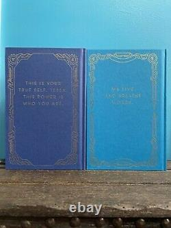 Illumicrate The Infernal Devices Set Trilogy Cassandra Clare Signed TID