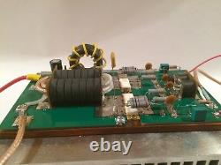 LDMOS RF Amplifier 3000 Watt PEP 1.8-54 MHz with BLF188XR Devices & Copper Plate