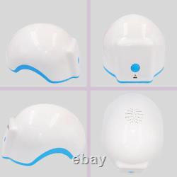 Laser Therapy Hair Growth Helmet Device Laser Treatment Hair Loss Promote Regrow