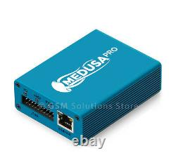 Medusa PRO Box work with mobile devices through JTAG, USB and MMC interfaces