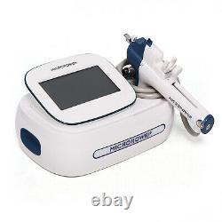 Microcrystal Fractional RF Beauty Machine Wrinkle Removal Face Lifting Device