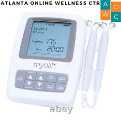 Microcurrent Face Lift Machine MyoLift Mini Facial Toning Line Smoothing Device