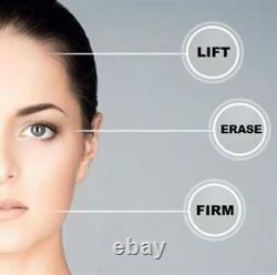 Microcurrent Faradic RF Face Lift Wrinkle Device known as the 5min face lift