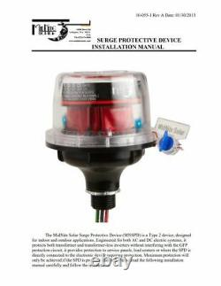 MidNite Solar MNSPD-600 Surge Protection Device