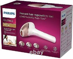 NEW Philips Lumea BRI956/00 Prestige IPL Hair Removal Device SC2009/00 Upgrade
