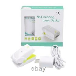 Nail Fungus Laser Device Home Antifungal Treatment with US plug USA Seller NEW