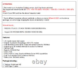 Netgear Nighthawk M2 MR2100 4GX Mobile WiFi Hotspot Router Broadband Device