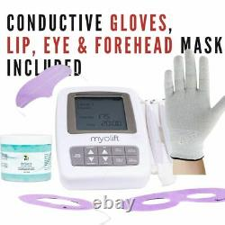 New 7e MyoLift Mini Anti Wrinkle Device Complete Kit With Masks And Gloves